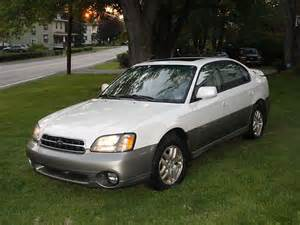 2002 Subaru Legacy Sedan Sell Used 2002 Subaru Legacy Awd Outback Limited Sedan