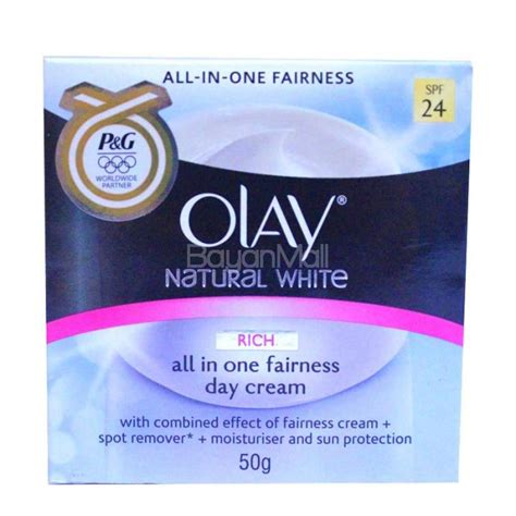 Olay All In One Fairness olay white rich all in one fairness day 50g