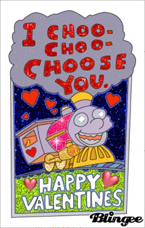 simpsons valentines card i choo choo choose you picture 83564777 blingee