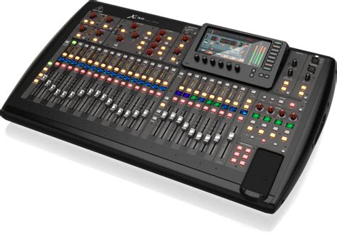 Mixer Audio Behringer 6 Channel x32 digital mixers mixers behringer categories