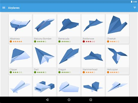 How To Make A Paper Model Plane - paper airplanes android apps on play