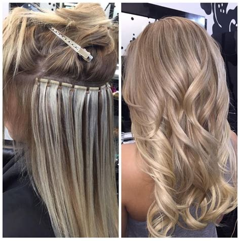beaded weft   extensions