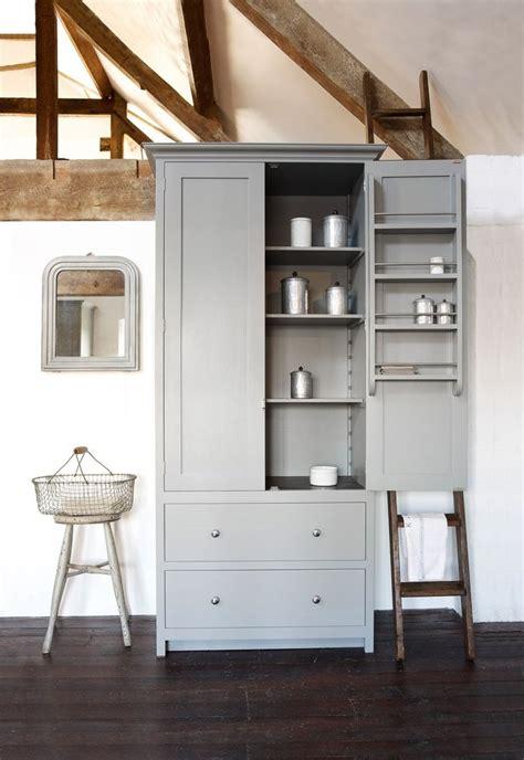 loft kitchen devol kitchens  door shelves