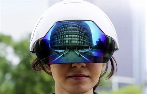 motorcycle helmet augmented reality daqri smart helmet augmented reality hat