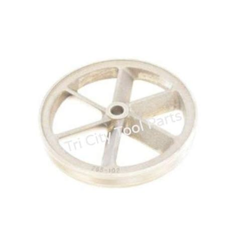air compressor pulleys tagged air comp pulley tri city tool parts