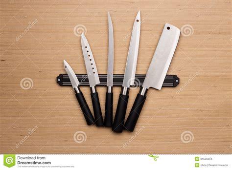 set of kitchen knives royalty free stock photo image 785475 set of knives stock images image 31595044