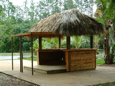 How To Build A Tiki Hut Roof by Tiki Hut Palapa Roof Decoration Artificial Reed Plastic