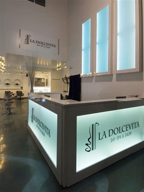 Spa Front Desk by Front Desk At La Dolcevita Day Spa And Salon Salon