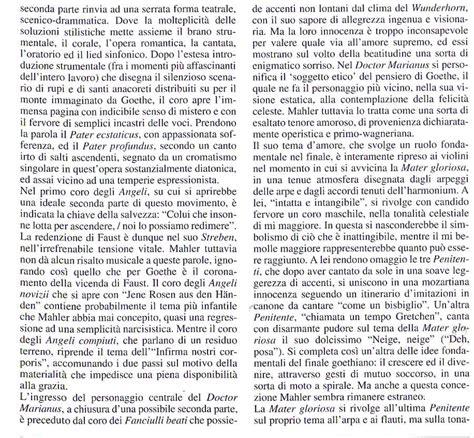 inno alla gioia testo in italiano gustav mahler sinfonia n 8 sul testo quot veni creator