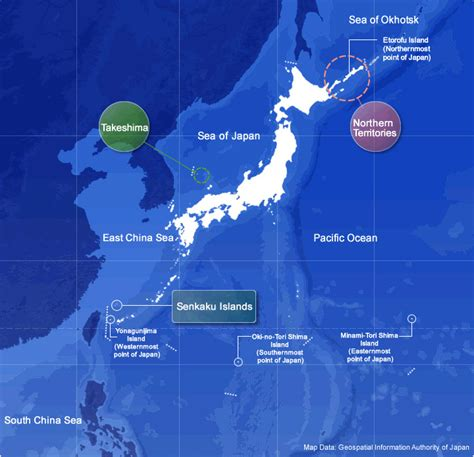 Mofa Japan by Japanese Territory Ministry Of Foreign Affairs Of Japan
