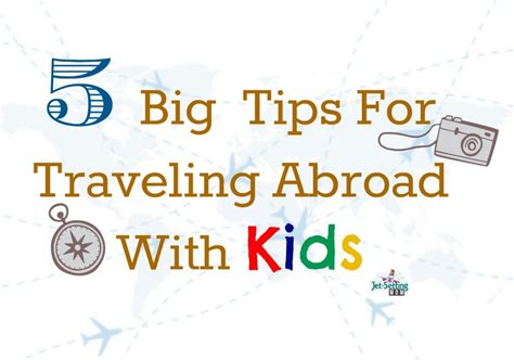 traveling internationally with a 5 big tips for traveling abroad with