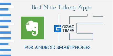 best notes app for android best free note taking apps for android users