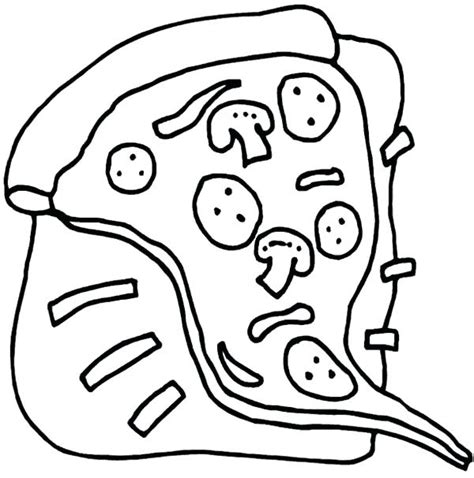 pizza coloring pages preschool coloring pages pizza pizza coloring pages to print pizza