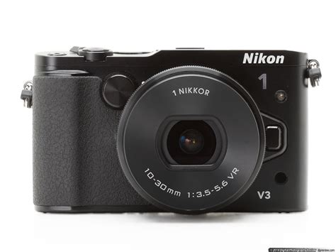 nikon 1 review nikon 1 v3 review digital photography review