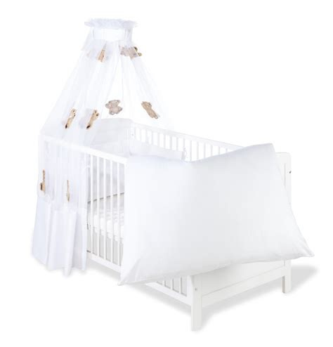 cuisine pinolino parure pour lit bebe voile oursons pi 195