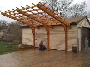 Cantilevered Pergola by Quot Cantilever Quot Pergola Flickr Photo Sharing