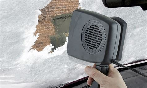 Car Interior Heater by Auto Interior Heater With Fan Groupon Goods