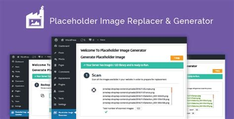 generator theme demo placeholder image generator and replacer for wordpress
