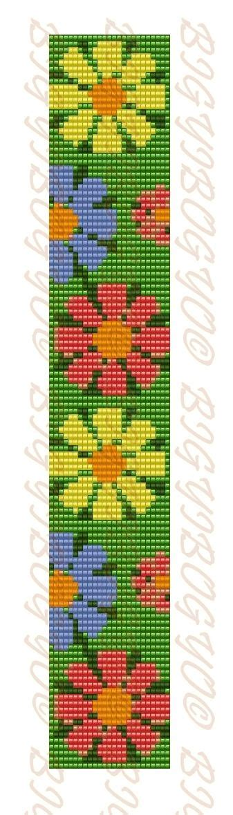 bead loom flower patterns best 25 beaded flowers patterns ideas on seed