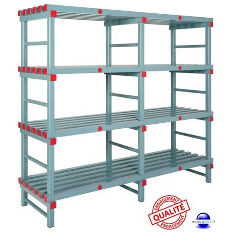 etagere plastik etag 232 re fixe pvc haute qualit 233 175 h x 150 ou 180 ou 200 l