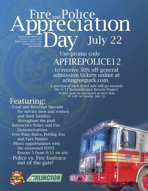 Officer Appreciation Day by And Appreciation Day At Arlington Park