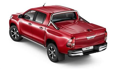 Toyota Accessories 2016 Toyota Hilux What Accessories Are Available Toyota