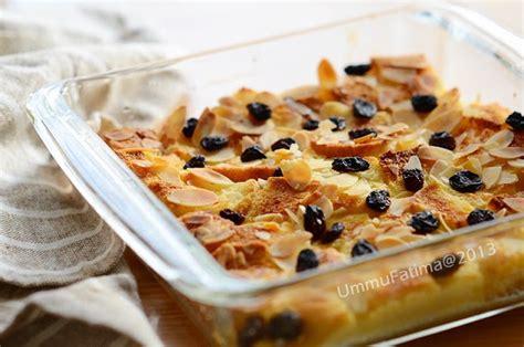 membuat puding yg kenyal simply cooking and baking puding roti