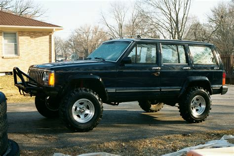 jeep cherokee baja jeep cherokee off road