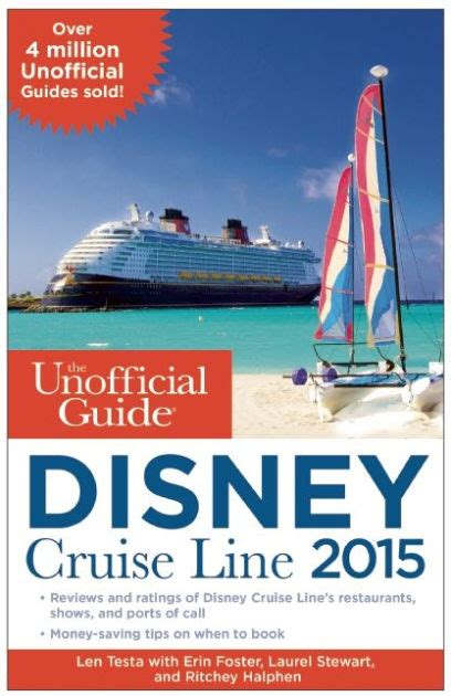 Pdf Unofficial Guide Disney Cruise Line by The Unofficial Guide To The Disney Cruise Line 2015 By Len