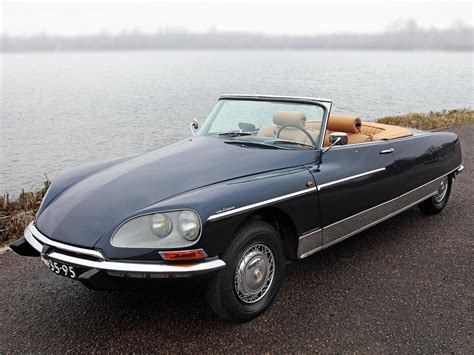 Citroen Ds Cabriolet by Voitures De Legende 749 Citroen Ds 21 Quot Le Caddy