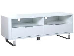 White Gloss Low Sideboard gloss black white low sideboard tv table stand storage lowboard cabinet unit ebay