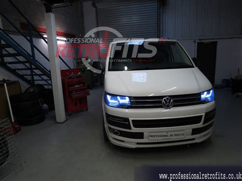 vw led lights vw transporter t5 led lights archives professional