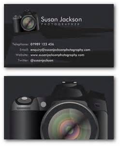 photography business card exles photographer business cards ne14 design