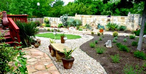Rock Backyard Landscaping Ideas Front Yard Landscaping Ideas Rock The Garden With Rocks Design Landscape Home Decorating And