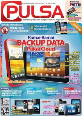 Hp Nokia 225 Tabloid Pulsa tabloid pulsa edisi 235 30 mei 12 juni 2012