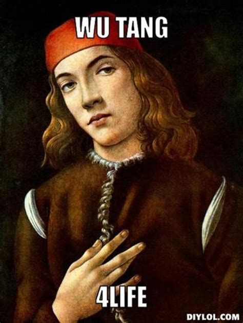 Old Painting Meme - image 739963 renaissance art know your meme
