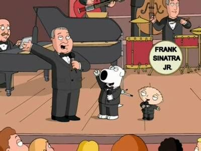 brian sings and swings brian sings and swings episode screencap 4x19 family guy