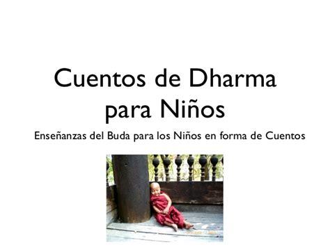 cuentos para nios de cuentos de dharma para ni 241 os