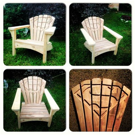 dispensing adirondack chair plans 17 best images about chairs on sports trophies