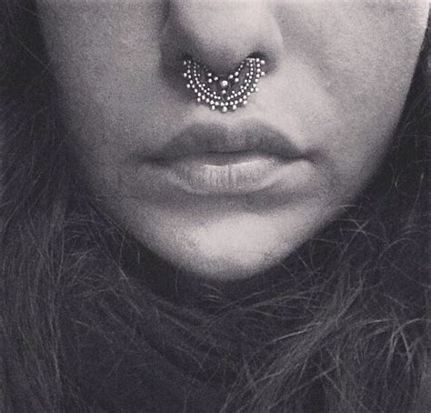 Decorative Septum Jewelry by 17 Best Images About Nose Pin On Septum Nose
