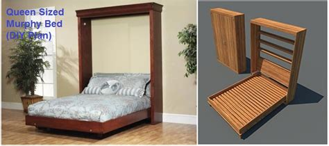 how to make a wall bed how to build a murphy bed