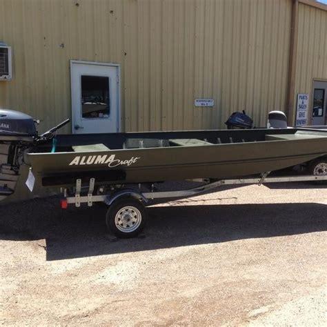 alumacraft jon boats for sale in texas 1990 alumacraft mv 1648 boats for sale in texas