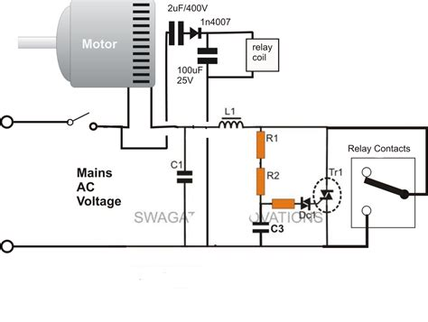 basic motor wiring diagram 34 wiring diagram