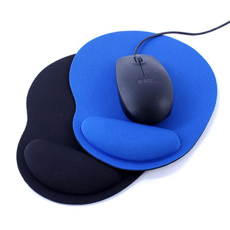 Mouse Pad Mouse Pad Wrist Computer Mouse Pad Neweggca | wrist protect optical trackball pc thicken mouse pad