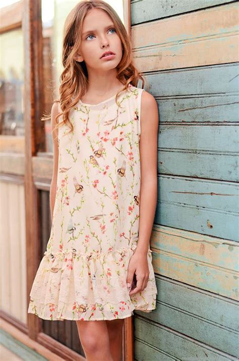 vestidos de verano moda 2015 moda infantil blog moda primavera verano 2015 anavana