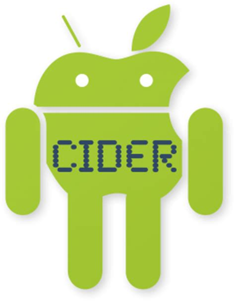 cider android cider runs ios apps on android