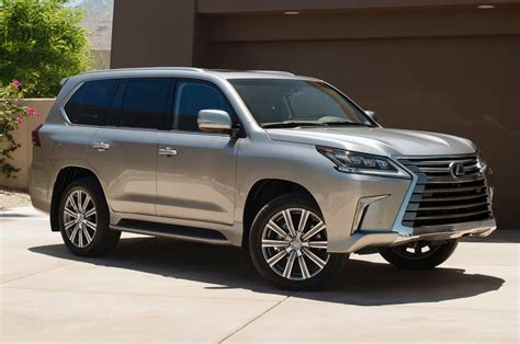toyota lexus 2016 lexus lx570 review and rating motor trend