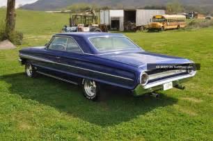 1964 ford galaxie 500 390ci automatic