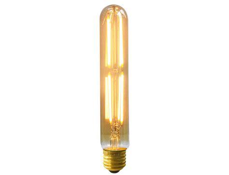 gold color light bulbs gold finish tubular dimmable led light bulb es