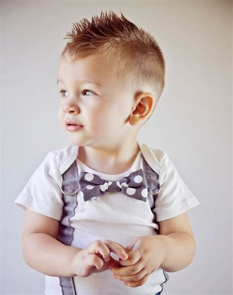 haircuts for one year old boys 23 trendy and cute toddler boy haircuts